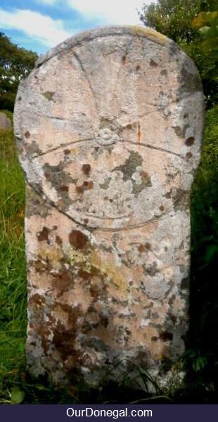 Killaghtee Cross, St. John's Point Peninsula, Donegal County