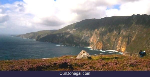 Slieve League Cliffs Southwest Donegal Ireland