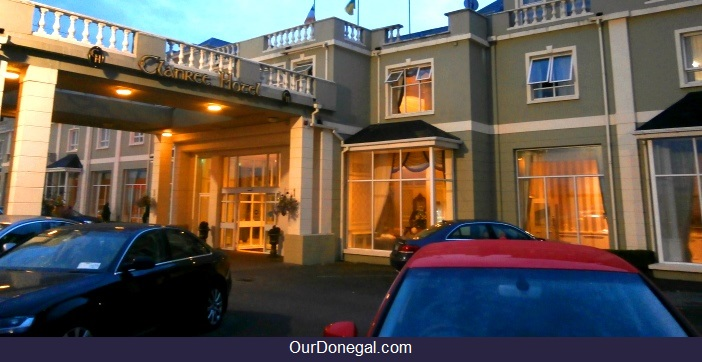 4-Star Clanree Hotel Letterkenny Donegal Ireland