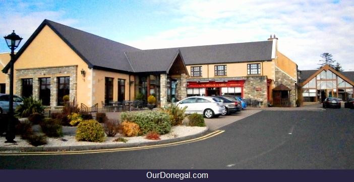 4-Star Silver Tassie Hotel Letterkenny Donegal Ireland