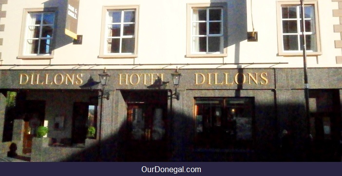 Dillons Hotel In The Heart Of Letterkenny, Donegal Ireland