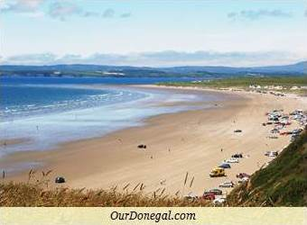 Rossnowlagh Beach, South Donegal, Ireland
