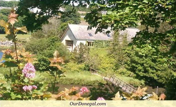 Ireland's First Celts Lived On Inis Saimer Isle, Ballyshannon Near Bundoran Co Donegal