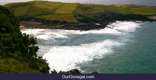 Muckross Head, Near Slieve League Cliffs And Killybegs Donegal Ireland