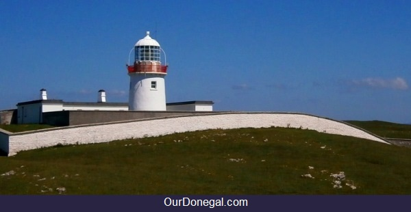 Lighthouse, Saint Johns Point Donegal