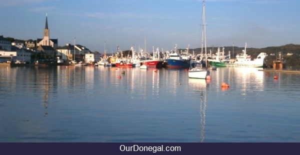 Killybegs Donegal Ireland