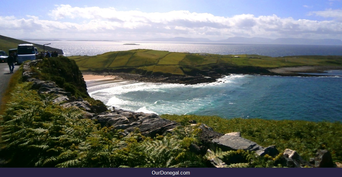 'Hidden Gems On The Edge' Cruising Excursion, Atlantic Coast At Muckross Head