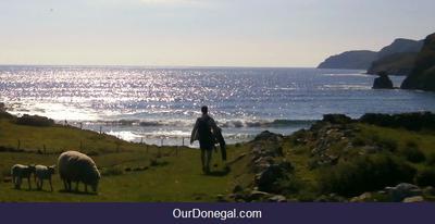 Muckross, Near Slieve League Cliffs