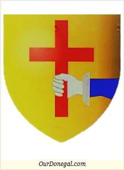Donegal Town Coat Of Arms