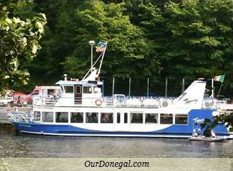 Donegal Bay Waterbus, Northwest Ireland
