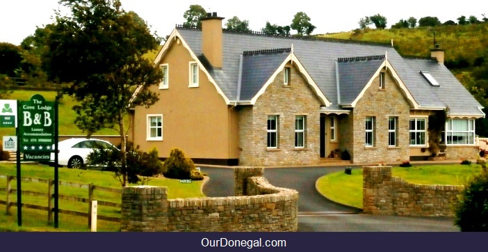 Stay At Top Donegal Bed And Breakfasts Such As Cove Lodge Near Donegal Town