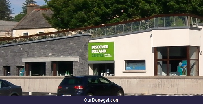 Tourist Office, Donegal Ireland