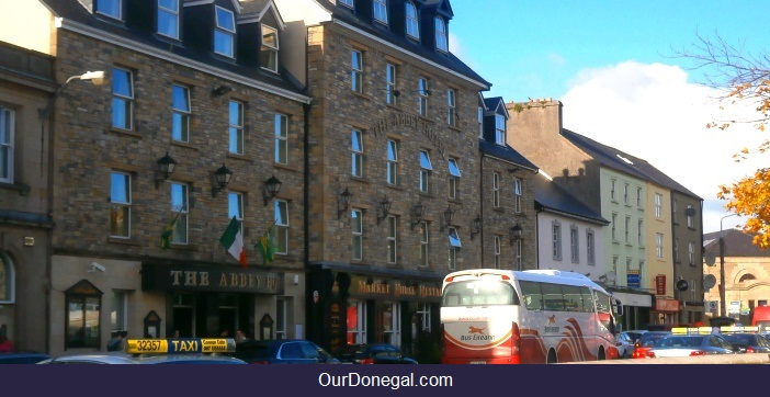 Abbey Hotel Donegal Town