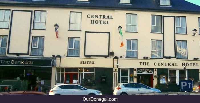 Central Hotel Donegal Town Ireland