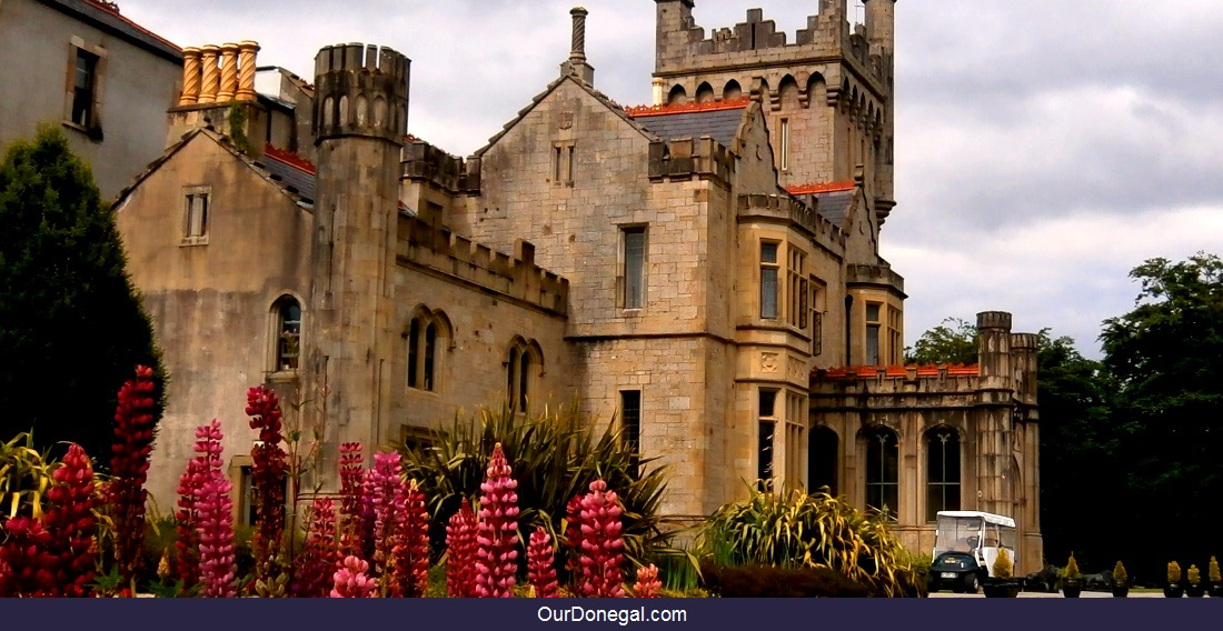 Lough Eske Castle Luxury Lakeside Hotel, One Of 5 Hotels In Donegal Town And Nearby