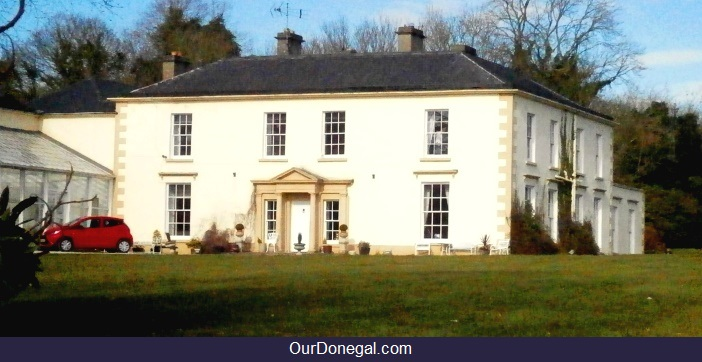 4-Star Castle Grove Country House Hotel Letterkenny Donegal Ireland