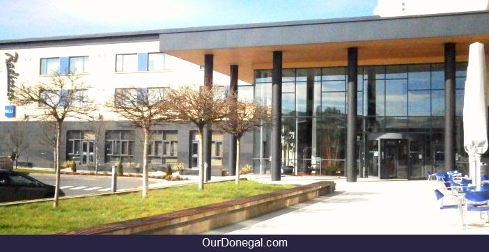 4-Star Radisson Blu Hotel Letterkenny Donegal Ireland