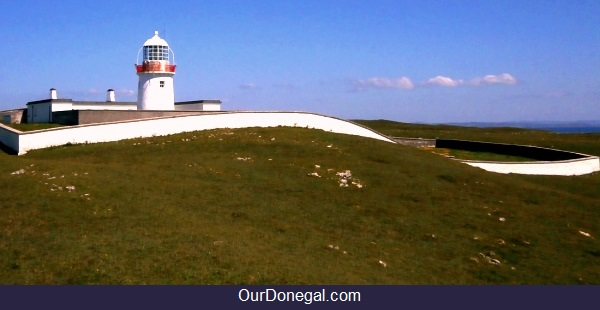 Saint John's Point Lighthouse County Donegal