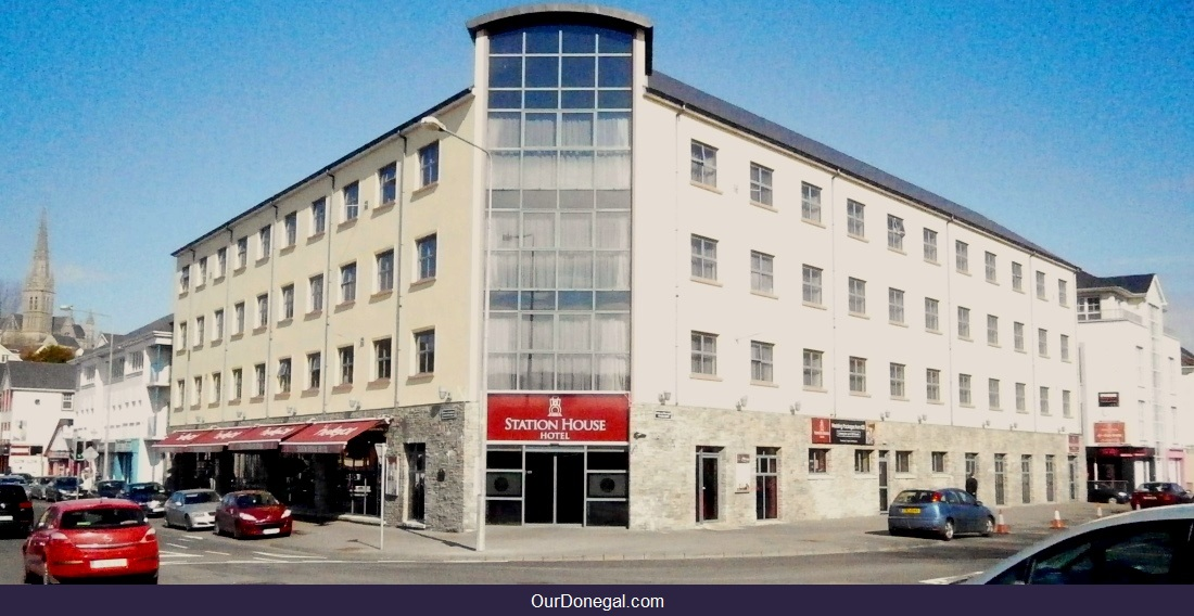 Station House Hotel Is One Of Eight Letterkenny Hotels