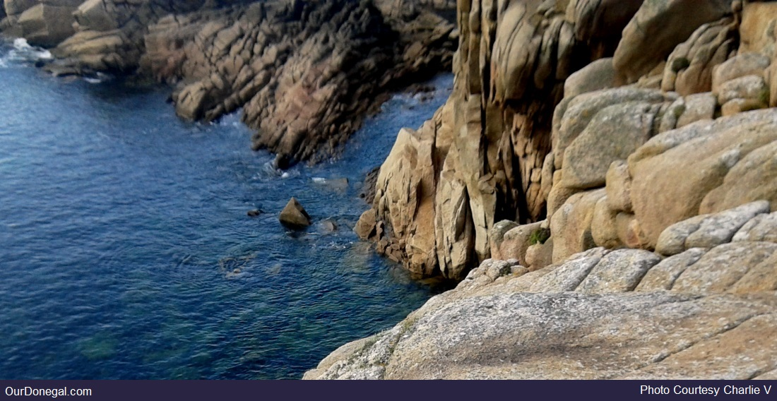 Hundreds Of Coastal Rock Climb Routes Have Been Recorded On Cruit Island, Donegal