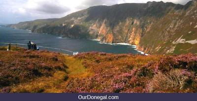 Slieve League Cliffs, Donegal Ireland