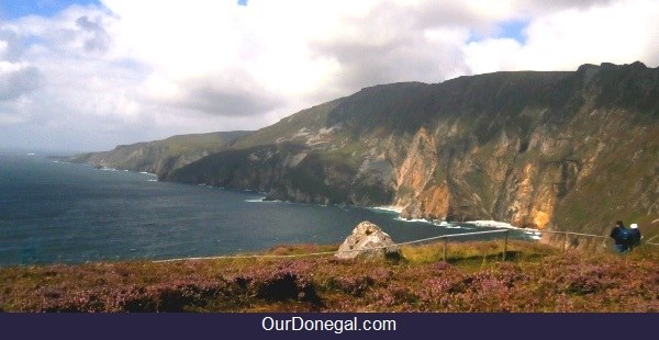 Slieve League Cliffs Southwest Donegal Ireland