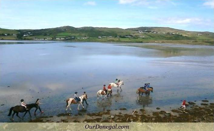 Enjoy Celtic Sightseeing And The 'Great Outdoors' When You Visit Donegal