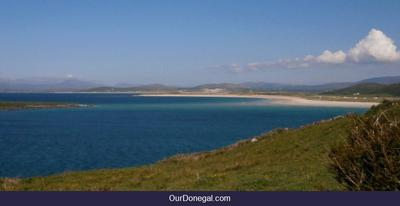 Wild Atlantic Way, Narin Beach, SW Donegal Ireland