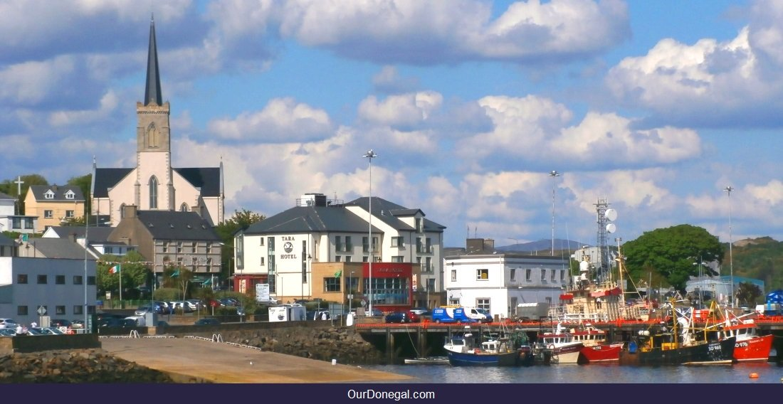 Popular Hotels Donegal Southwest Include The Tara Hotel Killybegs