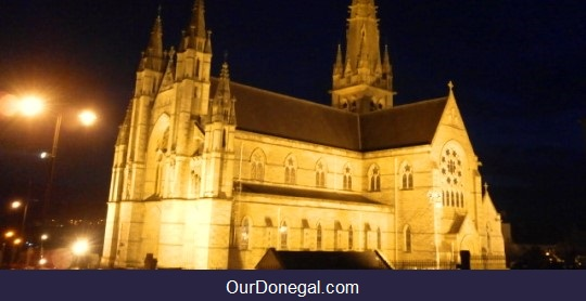 Cathedral Of Sts Eunan And Columba, Walking Distance From Most Letterkenny Hotels
